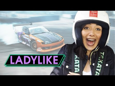 Women Go Drifting In Race Cars • Ladylike