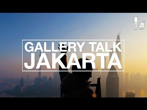 #donotsettle - Gallery Talk (Galeri Jurnalistik Antara Jakarta)