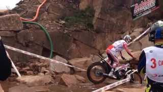 FIM World Trials Championship 2015 at Penrith
