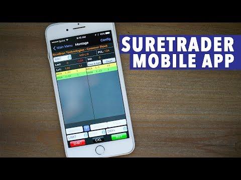 SureTrader Mobile