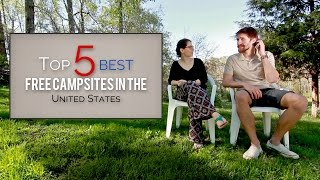 Top 5 Best Free Campsites In the USA