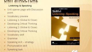 Вебинар. Новое учебное пособие Skillful: академический английский (уровни от A1 до C1)