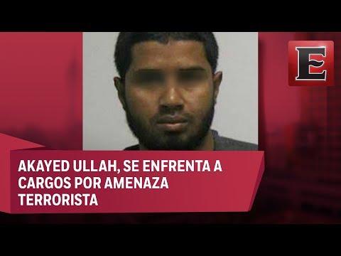 Breves Internacionales:  Procesan por terrorismo a sospechoso de ataque en NY