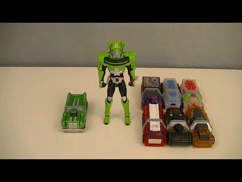 Toku Toy Theory Ep. 25: Drive Type Technic