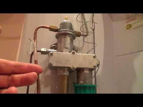 Не зажигается газовый котел АОГВ. Что безопасно можно сделать самому?