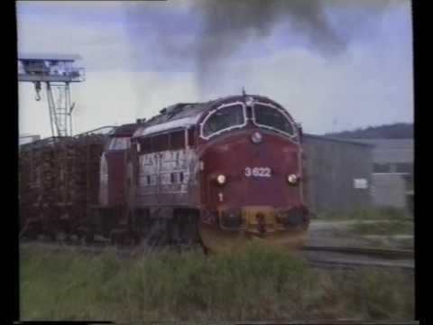 NSB Di 3.622 - Di 2.825 Kirkenær 1993