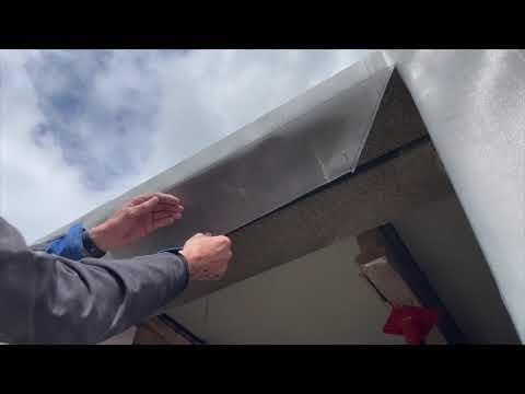 Kellerfenster abdichten