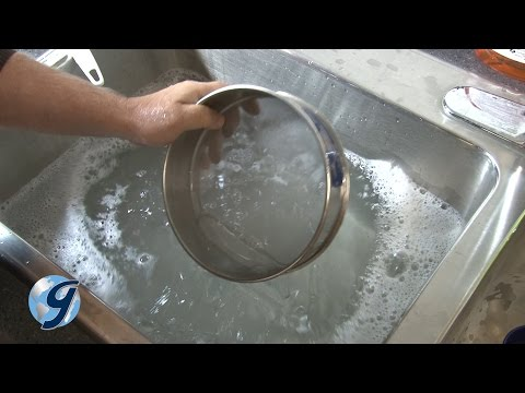 Gilson How To Clean Your Test Sieves