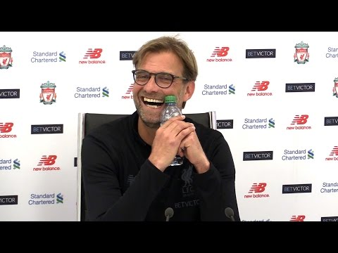 Jurgen Klopp Full Pre-Match Press Conference - Liverpool v Middlesbrough