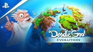 Doodle God: Evolution | Official Trailer | PS4