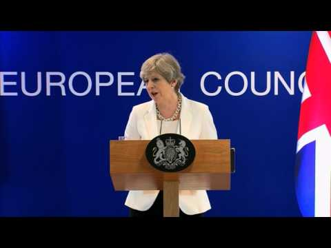 Brexit: EU leaders says UK offer could
