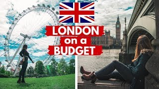 Gambar cover How to Travel and Stay in LONDON on a BUDGET / ad