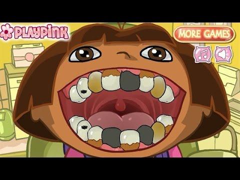 Dora At The Doctor - Dora the Explorer - Dora Game