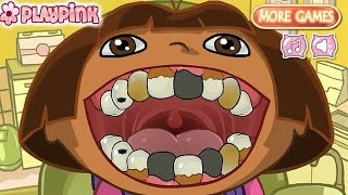 Dora At The Doctor - Dora the Explorer - Dora Game