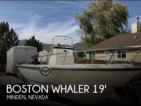 [SOLD] Used 2006 Boston Whaler 190 Outrage in Minden, Nevada