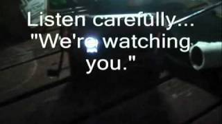 alien abduction most shocking strange videos caught on my cell phone proof