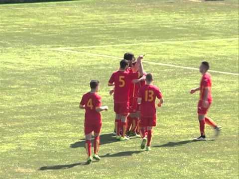 ADMIR MUSIC, Montenegro U18, goal vs Azerbaijan