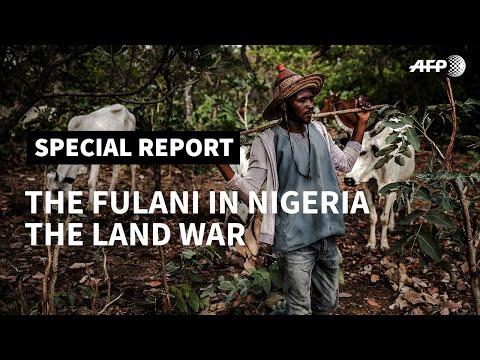 PART I - The Fulani in Nigeria: The Land War I AFP [26 July 2019]