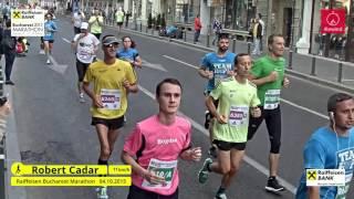 Robert Cadar runner at Bucharest Marathon 2015 #RBBM