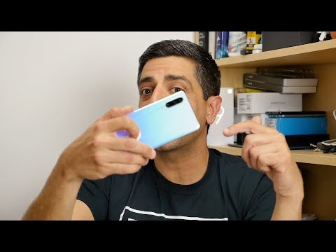 Huawei P30 hands-on video review Techblog.gr