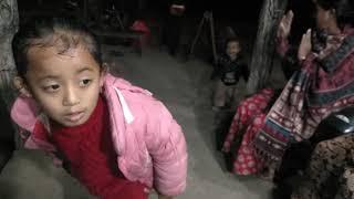 Chakra Bam TANAB New Nepali Song Funny Baby Dance