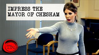 Impress the Mayor of Chesham | Full Task | Taskmaster