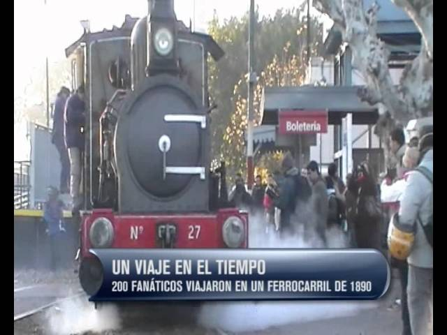 Ferroclub Argentino - Viaje a Capilla Del Señor (04/06/2011)