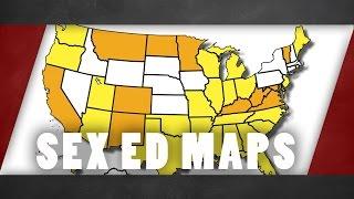 Sex Ed Maps