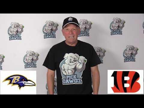 Baltimore Ravens vs Cincinnati Bengals 11/10/19 NFL Prediction and Pick Week 10 NFL Betting Tips