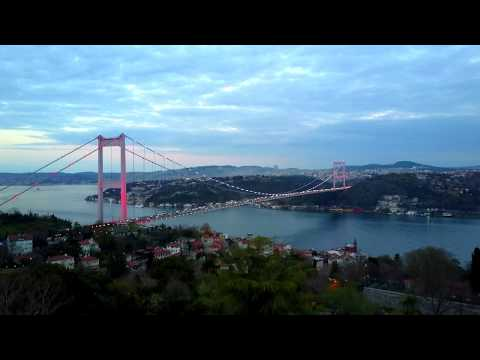 FSM Bridge Bosphorus Istanbul | Dji Mavic Pro Flight