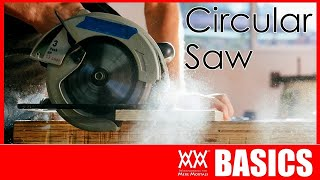 How to Use a Circular Saw. Everything you need to know in about 10 min