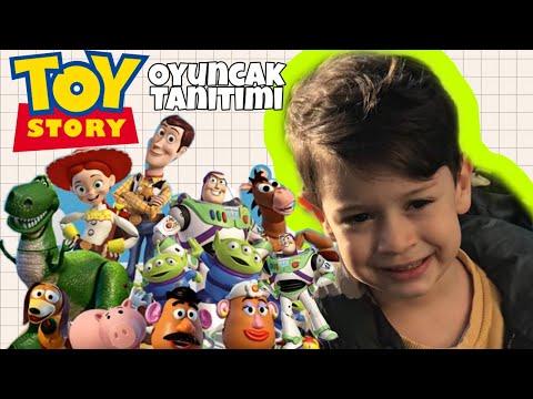 TOY STORY OYUNCAKLARI /şerif Woody , Buzz Lightyear ,jessie, Forki, Patates Kafa , Bullseye