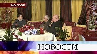 В «Пусть говорят» - эксклюзивное интервью с Арменом Джигарханяном.