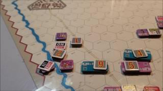 Great Battles of Alexander - GMT Games Battle of Mantinea FINAL