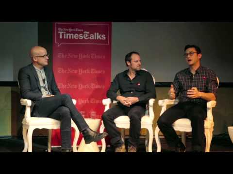 Jeff Skoll & Joseph Gordon-Levitt | Interview | TimesTalks - YouTube