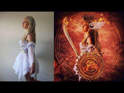 fantasy warrior  manipulation | photoshop cc 2015.5 tutorial