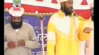 Punjab Singh Kavi jang chamkour sahib (3).flv