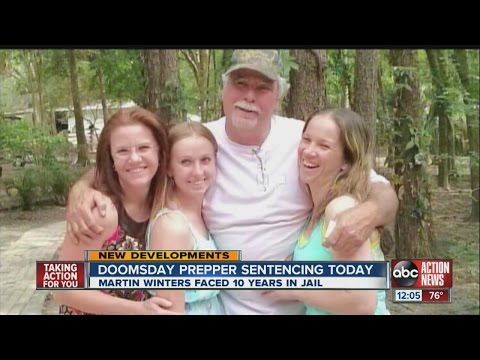 Doomsday prepper sentencing Thursday