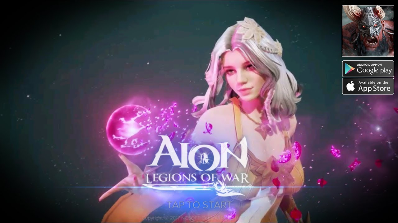 AION: LEGIONS OF WAR Gameplay (Mobile)