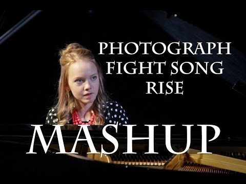 LIVE Mashup - Photograph, Fight Song, and Rise | 2016 Utah Music Awards