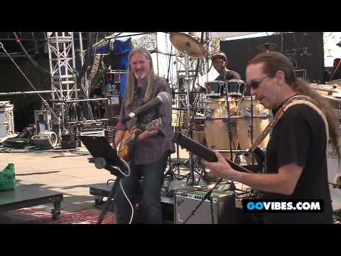 "Max Creek Performs ""Windows"" at Gathering of the Vibes Music Festival 2012"
