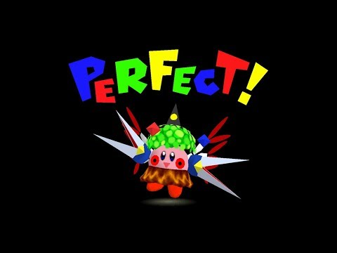 PERFECT in all MINIGAMES - Kirby 64: The Crystal Shards