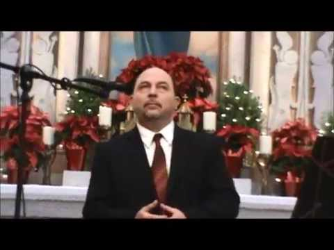 St. Gregory Christmas Concert 2014: Michael Arabian