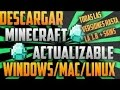 como descargar minecraft launcher dark lbp 20.2.0
