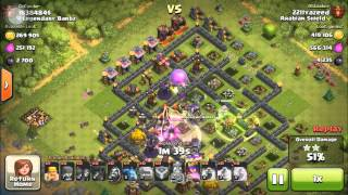 Clash of Clans - The Return Of Legendary Barbz & Insane Loot Stolen On My Base
