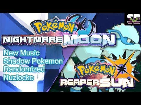 3DS] Pokemon Nightmare Moon v1 1 - Pokemoner com
