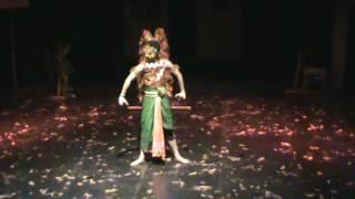 pentas tari kolosal teater lugu putri pinang gading part 2