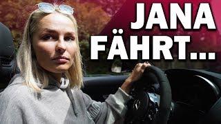 Jana fährt mein Auto