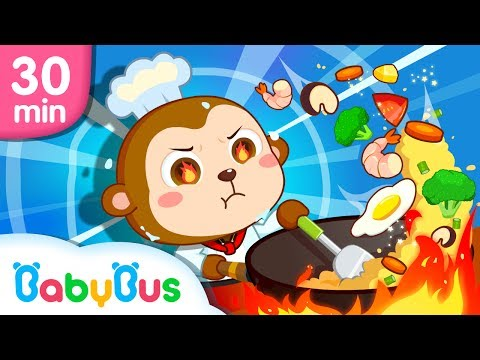 Occupations Songs & Animation + More 11 New Songs | Kids Songs collection | Nursery Rhymes | BabyBus