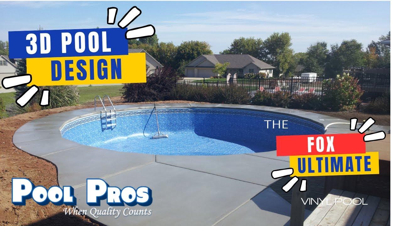 Pool studio 3d swimming pool design 28 39 ultimate pool for Pool studio 3d design